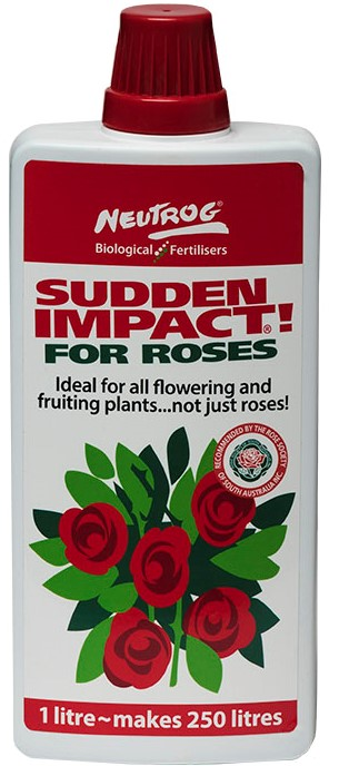 Sudden Impact for Roses liquid